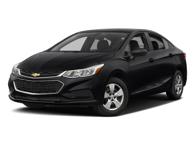 Certified Pre-Owned 2018 Chevrolet Cruze LS