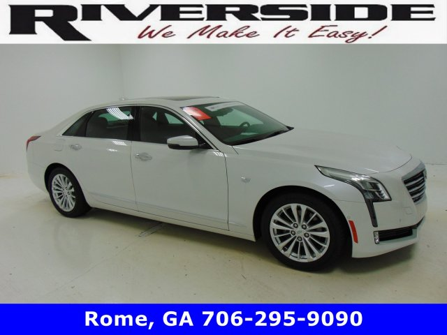 Certified Pre-Owned 2017 Cadillac CT6 Luxury RWD