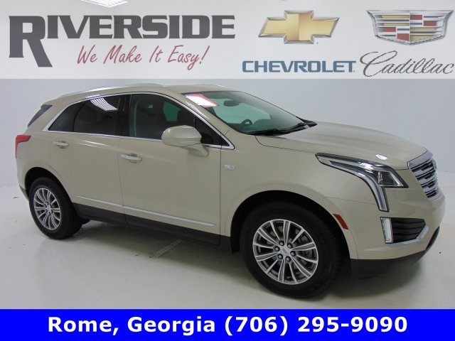 Certified Pre-Owned 2017 Cadillac XT5 Luxury AWD