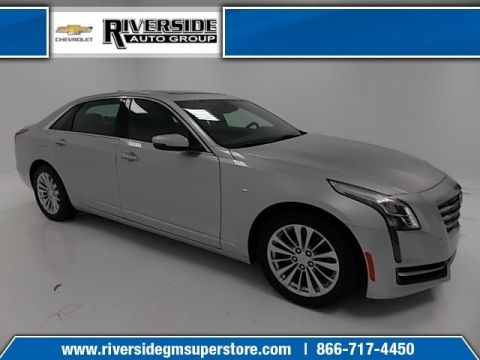 New Cadillac Ct6 Sedan In Rome Riverside Chevy Cadillac