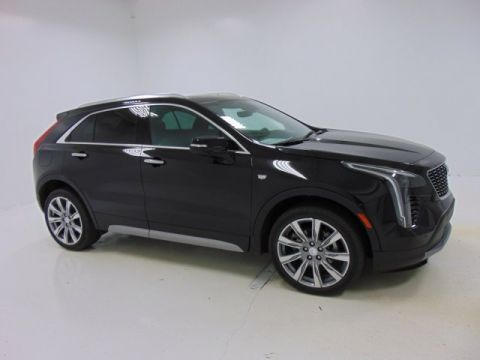 New 2019 Cadillac XT4 FWD Premium Luxury