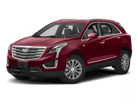 Certified Pre-Owned 2017 Cadillac XT5 Premium Luxury FWD